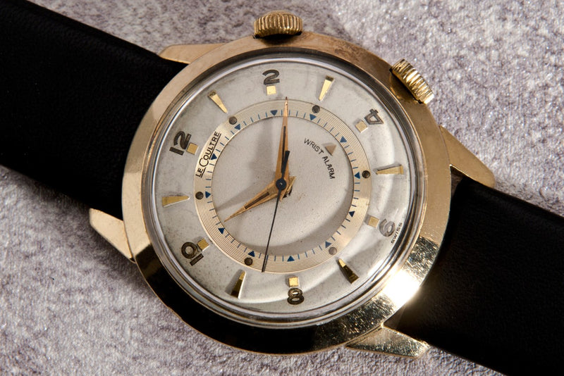 Jaeger-LeCoultre Memovox - Trophies Watches