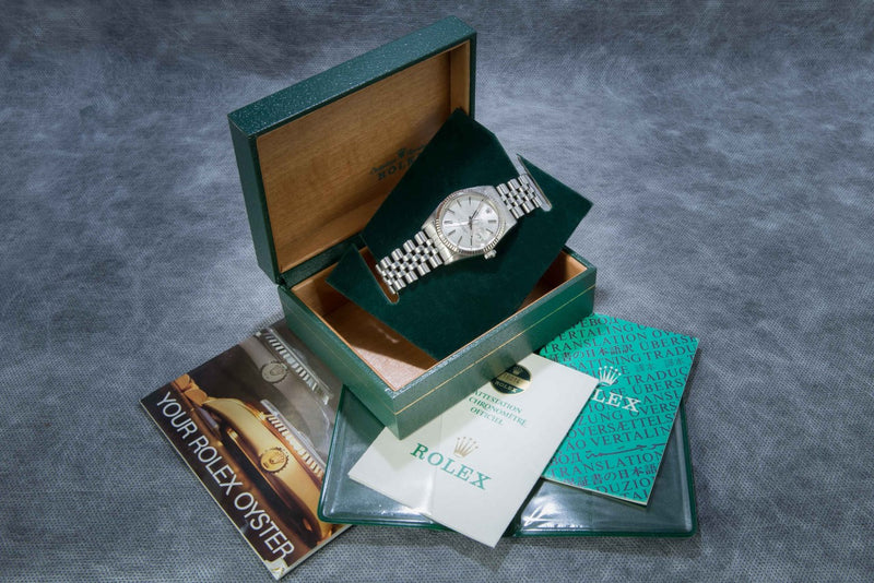 Rolex Datejust A16014, 1984 - Trophies Watches