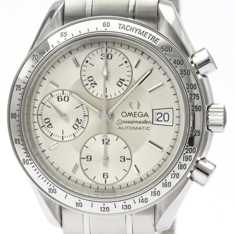 Omega Speedmaster 3513.30.00 - 1998 - Omega horloge - Omega kopen - Omega heren horloges - Trophies Watches