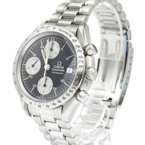 Omega Speedmaster 3511.50.00 - 1991 - Omega horloge - Omega kopen - Omega heren horloges - Trophies Watches