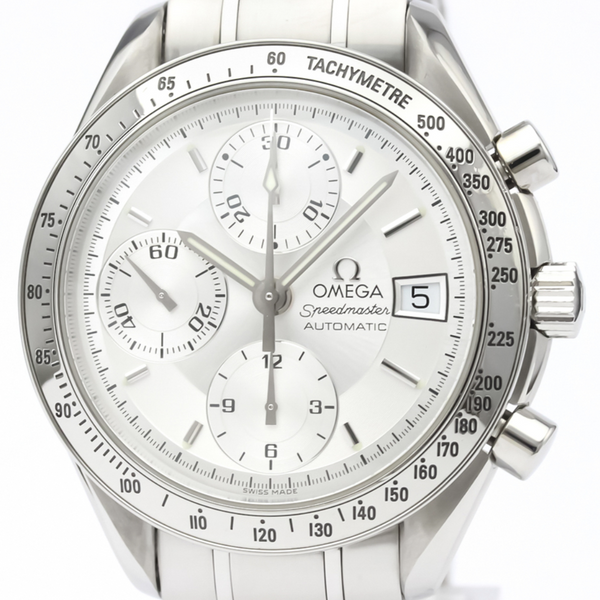 Omega Speedmaster 3513.30.00 - 2005 - Omega horloge - Omega kopen - Omega heren horloges - Trophies Watches