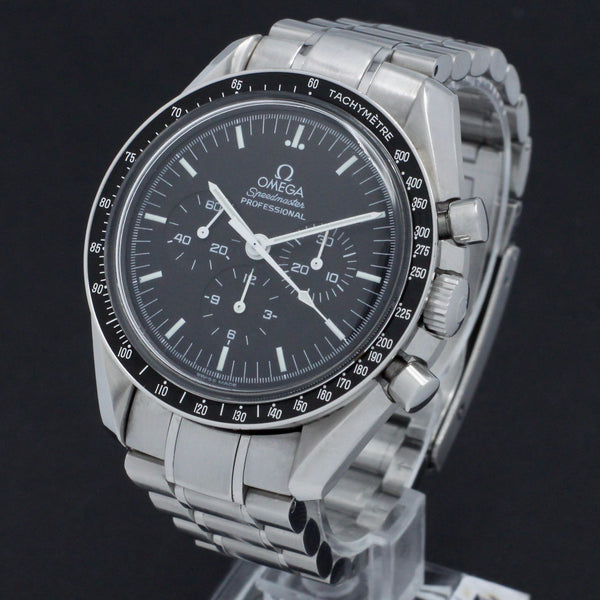 Omega Speedmaster 3570.50.00 - 1999 - Omega horloge - Omega kopen - Omega heren horloges - Trophies Watches