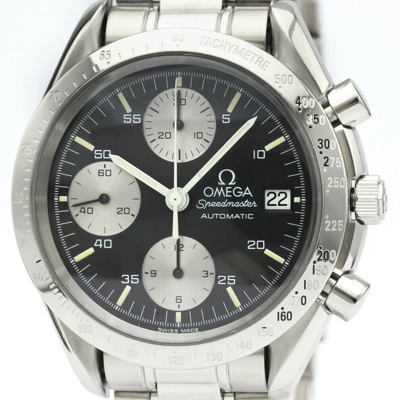 Omega Speedmaster 3511.50.00 - 1993 - Omega horloge - Omega kopen - Omega heren horloges - Trophies Watches