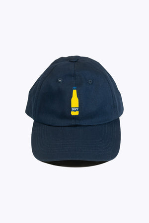 Dad Cap Navy Beer