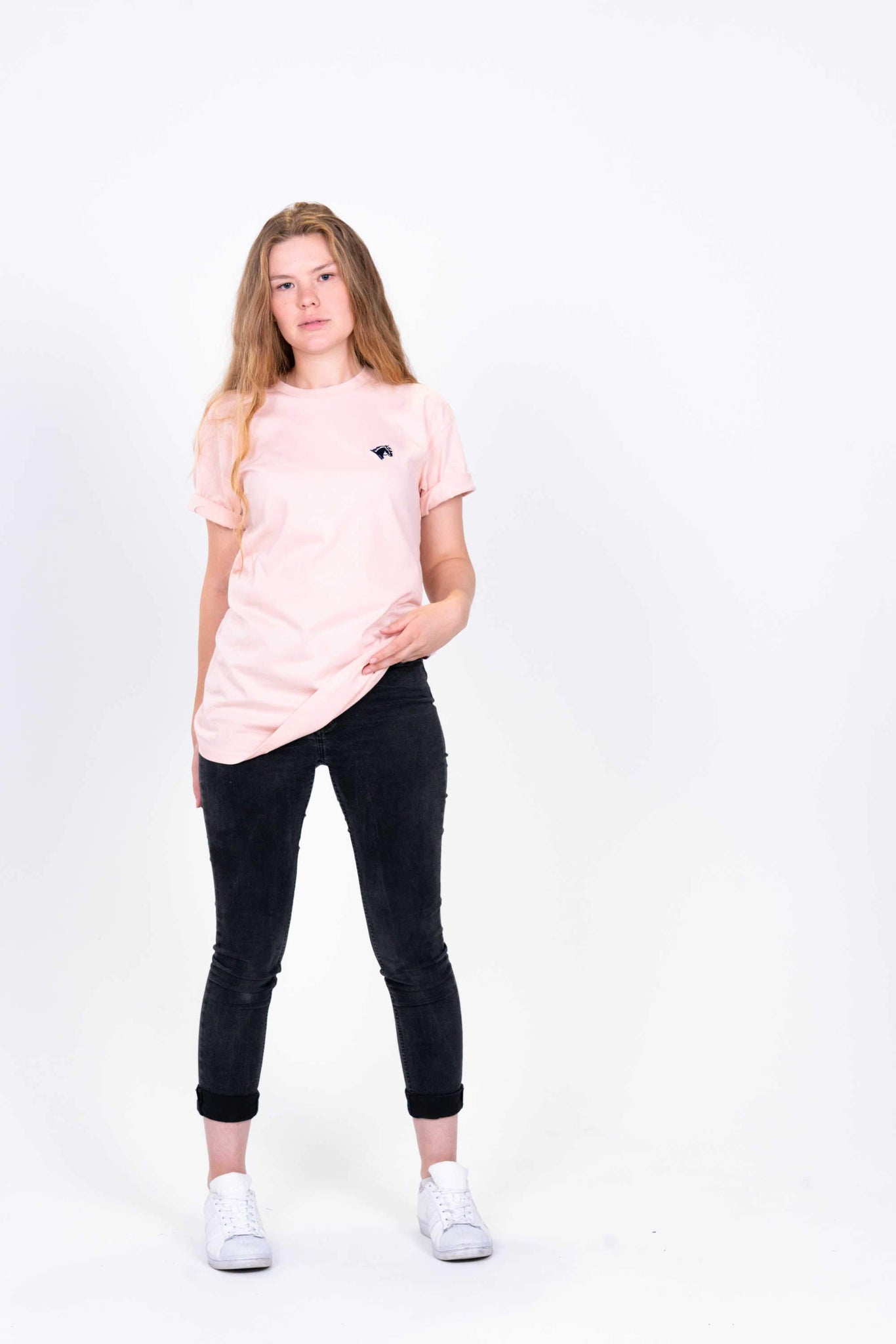 Classic Tee Horse Pink