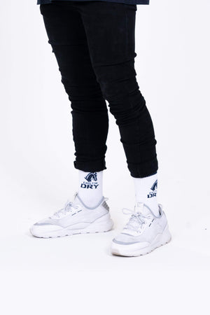 Sport Sock Navy Stripe