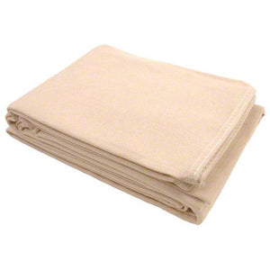 Sigman 4' x 12' Canvas Drop Cloth 10 OZ - 12-Pack