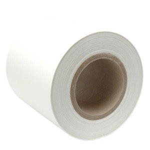 Sigman 6 in. x 50 ft. Tarp Repair Tape - 18 Vinyl Coated Polyester - White