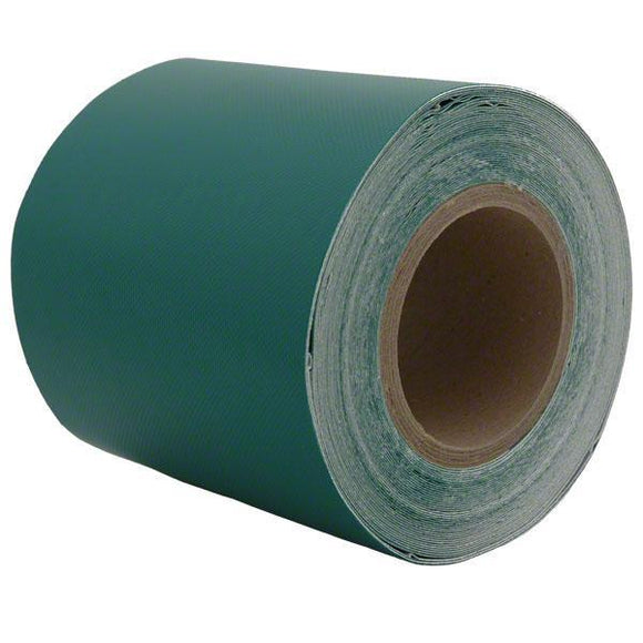 Sigman 6 in. x 50 ft. Tarp Repair Tape - 18 Vinyl Coated Polyester - Green
