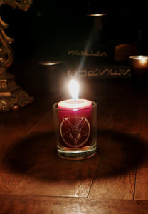ANTI-CONJUROR VOTIVE CANDLE