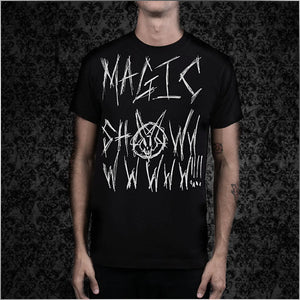 MAGIC SHOWWWW!!!! UNISEX T-SHIRT