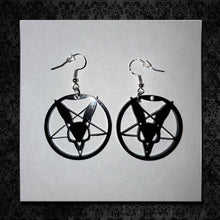 Load image into Gallery viewer, Dan Sperry Logo Earrings