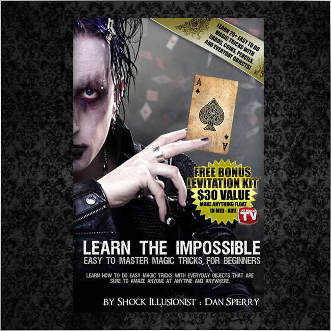 LEARN THE IMPOSSIBLE : BOOK