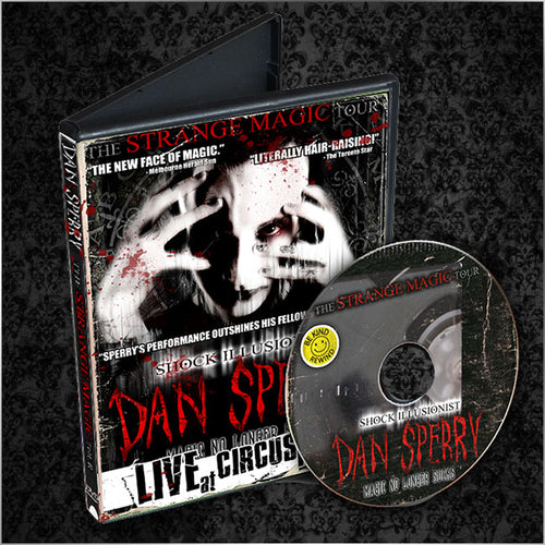 THE STRANGE MAGIC TOUR LIVE AT CIRCUS KRONE | DVD