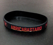 Load image into Gallery viewer, ABRICABASTARD RUBBER WRISTBAND