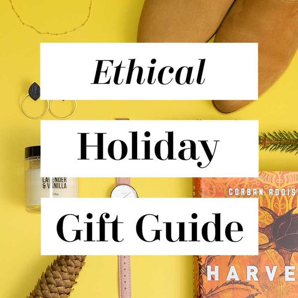 Astor + Orion featured in The StyleWise Gift Guide on Fair Trade, Ethical and Eco Friendly Presents.