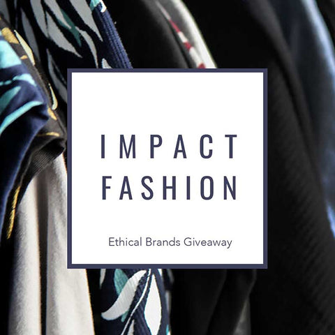 Impact Fashion Ethical Brands Holiday Pop Up Market