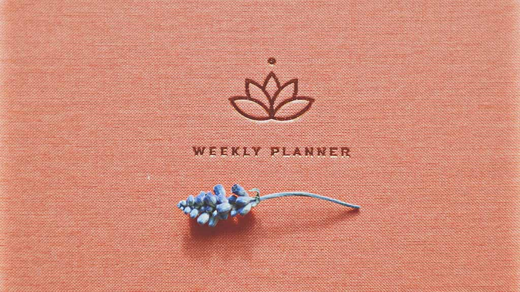 New Years Resolution Planner to help make sustainable life style changes