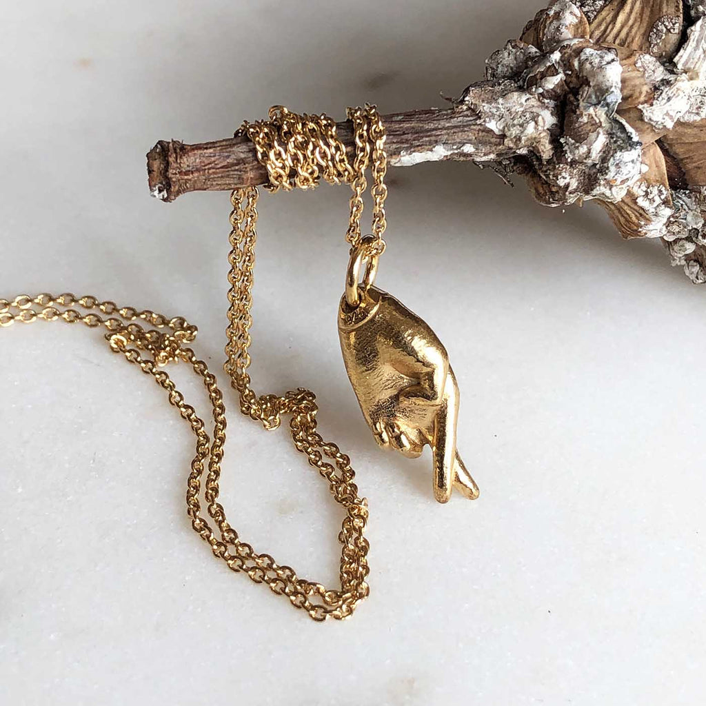 good luck charm necklace gifts for her under $150