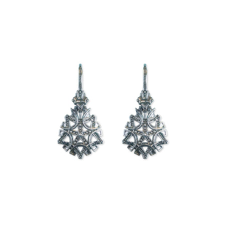 Trinity Drop Earrings