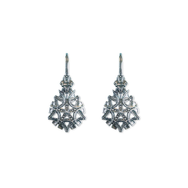 Maria Drop Earrings - ASTOR + ORION ethically made jewelry