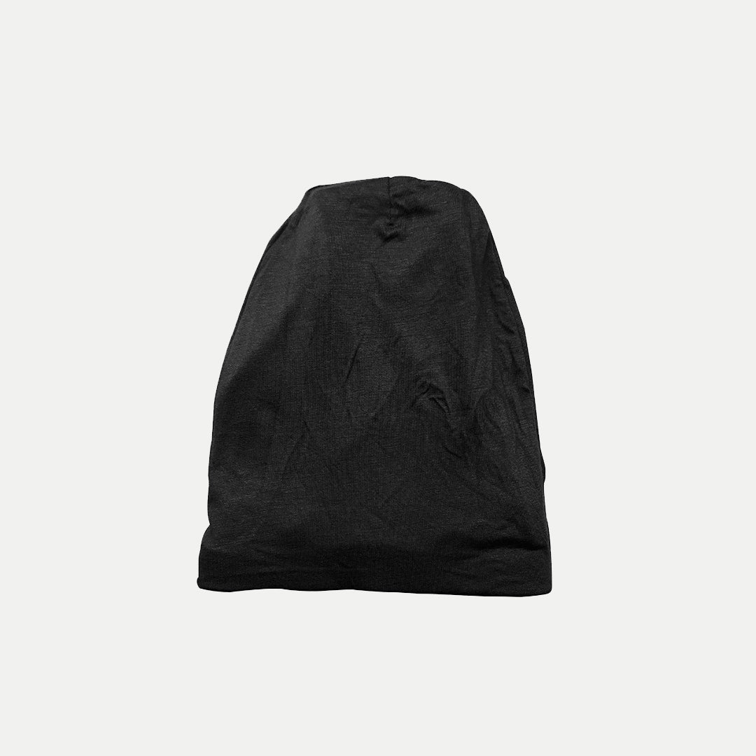 Satin Lined Jersey Beanie