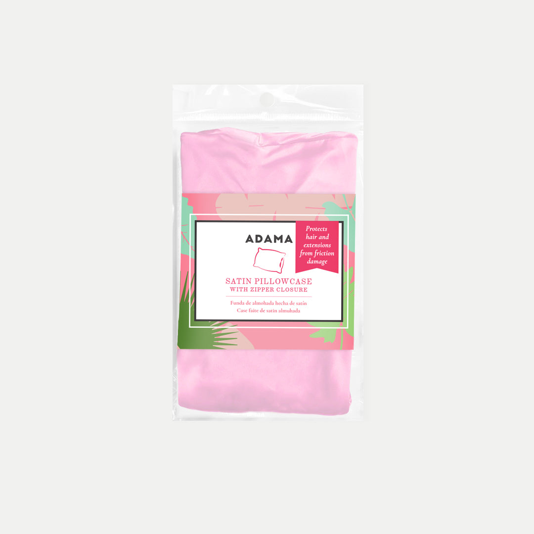 Satin Pillow Cases - ADAMA BEAUTY CO.