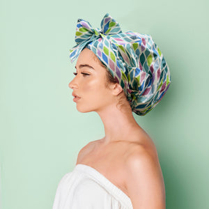 Adjustable Shower Cap - ADAMA BEAUTY CO.