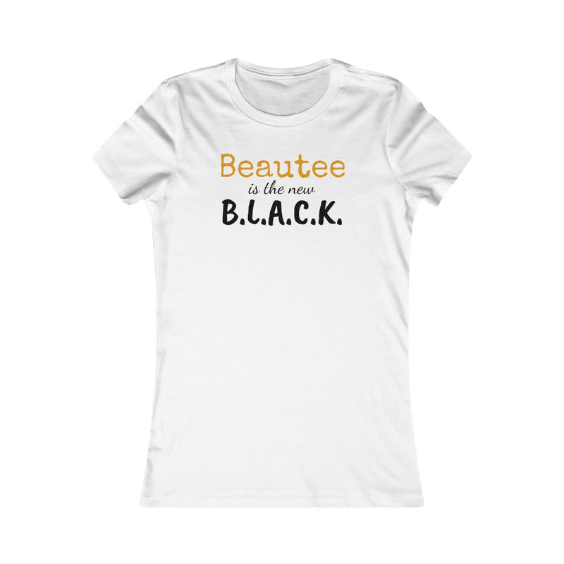 Beautee is the new BLACK Slim Fit Tee