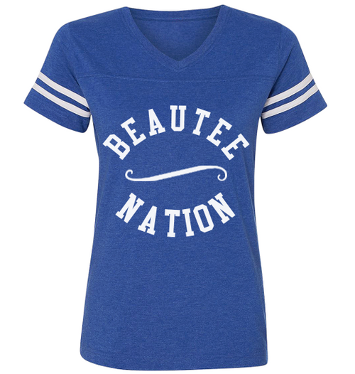 Beautee Nation Vintage Sports Tee