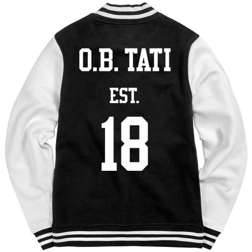 Beautee Shoppe Letterman Jacket