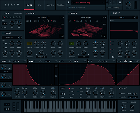 Wavetable Synthesis? Xfer Serum is the answer  – Top Music Arts