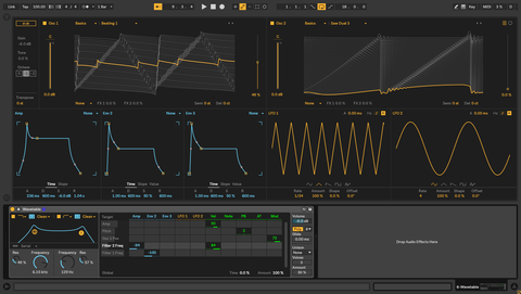 4 Main types of Synthesis explained: Wavetable, Subtractive