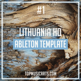 #1 Lithuania HQ Style Ableton Template (Ethnic, India, Turkey Style)