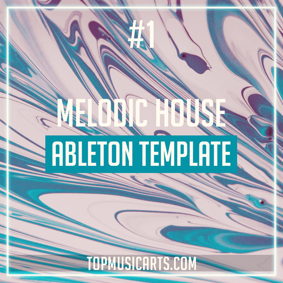 #1 - Melodic House ARTBAT, Lane 8, Tale Of Us Style