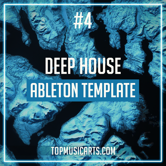 #4 Deep House Ableton Template