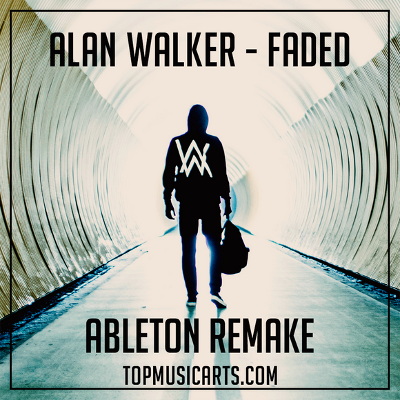 Alan Walker - Faded Ableton Remake (Dance Template)