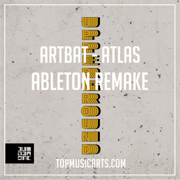 Artbat - Atlas Ableton Remake (Techno Template)