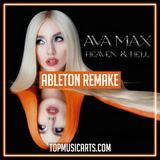 Ava Max - My Head & My Heart Ableton Remake (Dance Template)