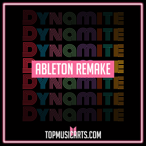BTS - Dynamite Ableton Remake (Pop template)