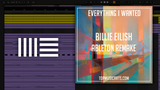 Billie Eilish - Everything I wanted Ableton Remake (Pop Template)