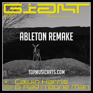 Calvin Harris & Rag'n'Bone Man - Giant Ableton Remake (Dance Template)