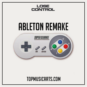 Cloonee - Lose control Ableton Live 9 Remake (Tech House Template)