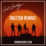 Daft Punk ft. Pharrell Williams, Nile Rodgers - Get Lucky Ableton Remake (Pop Template)