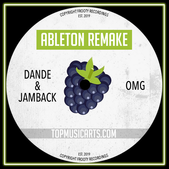 Dande & Jamback - OMG Ableton Remake (Tech House Template)
