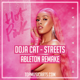 Doja Cat - Streets Ableton Remake (Hip-Hop Template)
