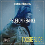 Drake - Toosie Slide Ableton Remake (Hip-hop Template)
