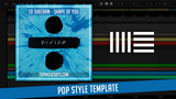 Ed Sheeran - Shape of you Ableton Remake (Pop Template)