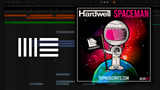 Hardwell - Spaceman Ableton Remake (Big Room Template)