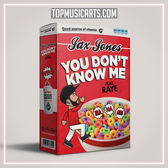 Jax Jones ft RAYE - You don't know me Ableton Template (House)